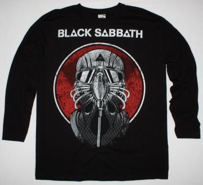 BLACK SABBATH LIVE 2014  NEW BLACK LONG SLEEVE T-SHIRT