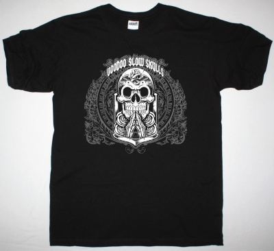 VOODOO GLOW SKULLS SOUTHERN CALIFORNIA STREET MUSIC NEW BLACK T-SHIRT