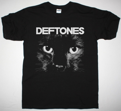DEFTONES SPHYNX NEW BLACK T-SHIRT