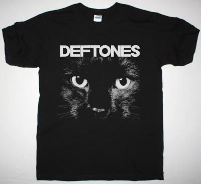 DEFTONES SPHYNX NEW BLACK T-SHIRT