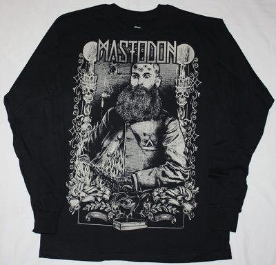 MASTODON RASPUTIN LONG SLEEVE T-SHIRT