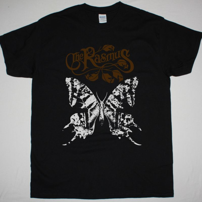 THE RASMUS HIDE FROM THE SUN NEW BLACK T-SHIRT