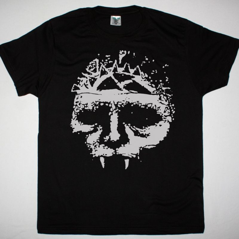 INTEGRITY SKULL NEW BLACK T SHIRT