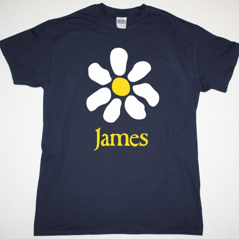 JAMES DAISY NEW NAVY T SHIRT