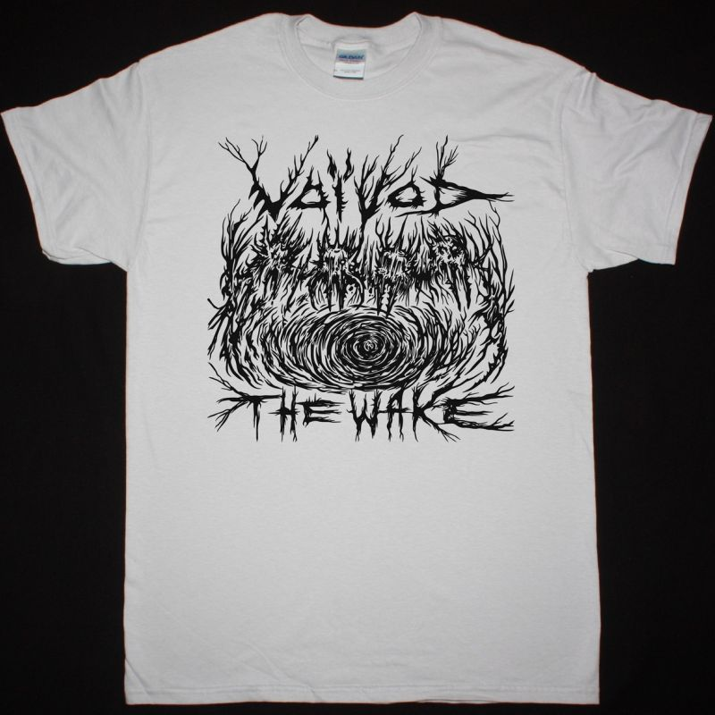 VOIVOD THE WAKE NEW ICE GREY T SHIRT