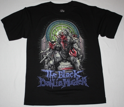 THE BLACK DAHLIA MURDER RAWHEAD REX NEW BLACK T-SHIRT