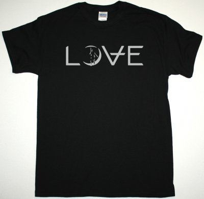 ANGELS & AIRWAVES LOVE NEW BLACK T-SHIRT