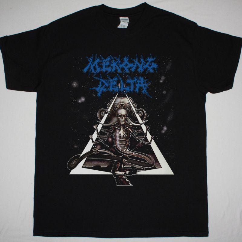 MEKONG DELTA MEKONG DELTA 1987 NEW BLACK T SHIRT