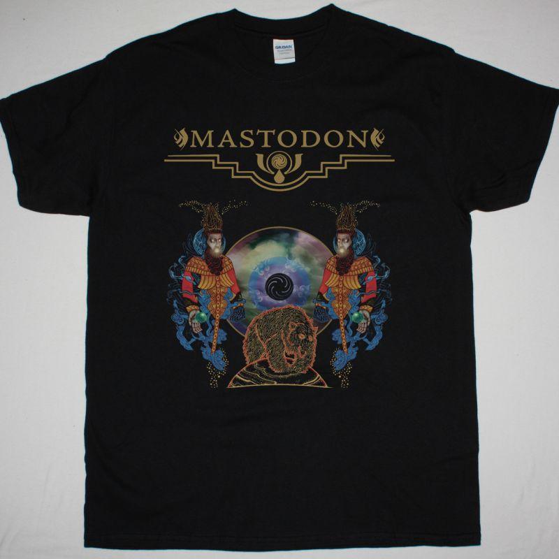 MASTODON CRACK THE SKYE NEW BLACK T-SHIRT