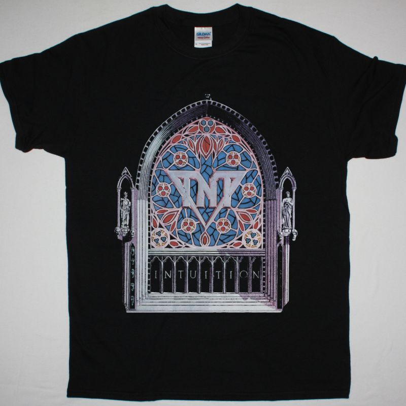 TNT INTUITION '89  NEW BLACK T-SHIRT