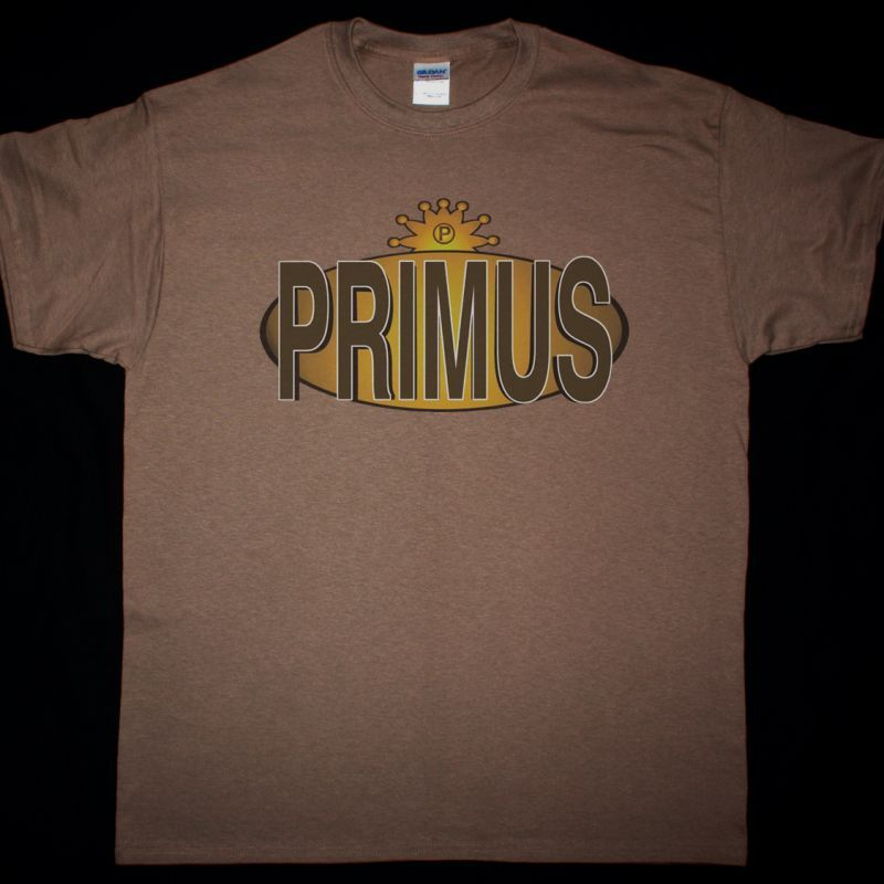 PRIMUS THE BROWN ALBUM NEW BROWN T-SHIRT