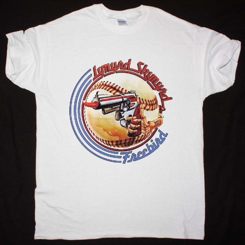 LYNYRD SKYNYRD FREEBIRD NEW WHITE T SHIRT