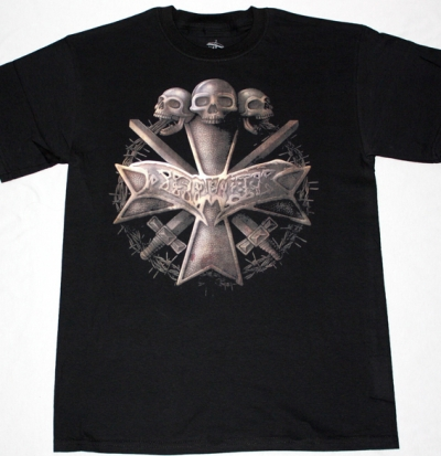 DISMEMBER 2008  NEW BLACK T-SHIRT