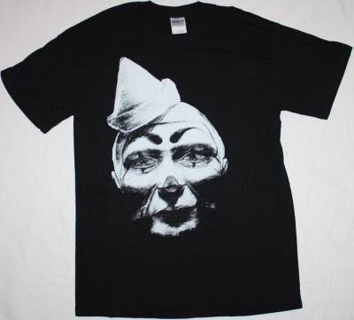 MR BUNGLE CLOWN  NEW BLACK T-SHIRT