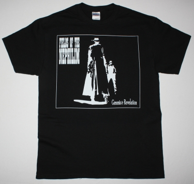 FIELDS OF THE NEPHILIM GENESIS & REVELATION NEW BLACK T-SHIRT