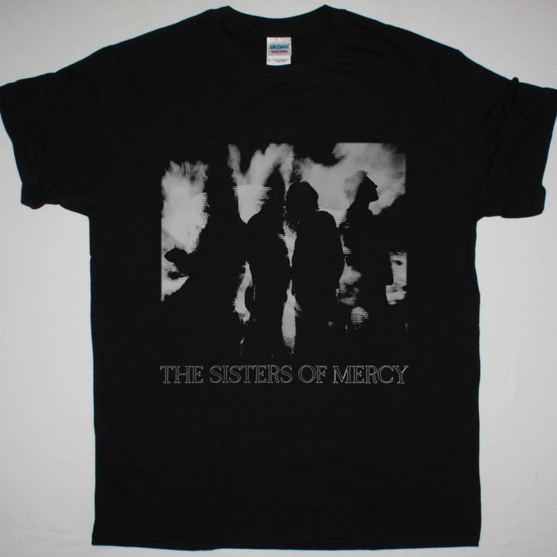 THE SISTERS OF MERCY MORE NEW BLACK T-SHIRT