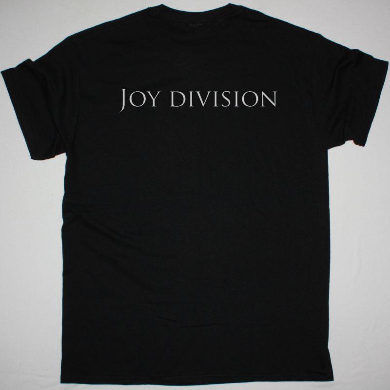 JOY DIVISION IAN NEW BLACK T-SHIRT