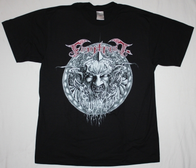 FINNTROLL LIGHT INTO DARKNESS NEW BLACK T-SHIRT