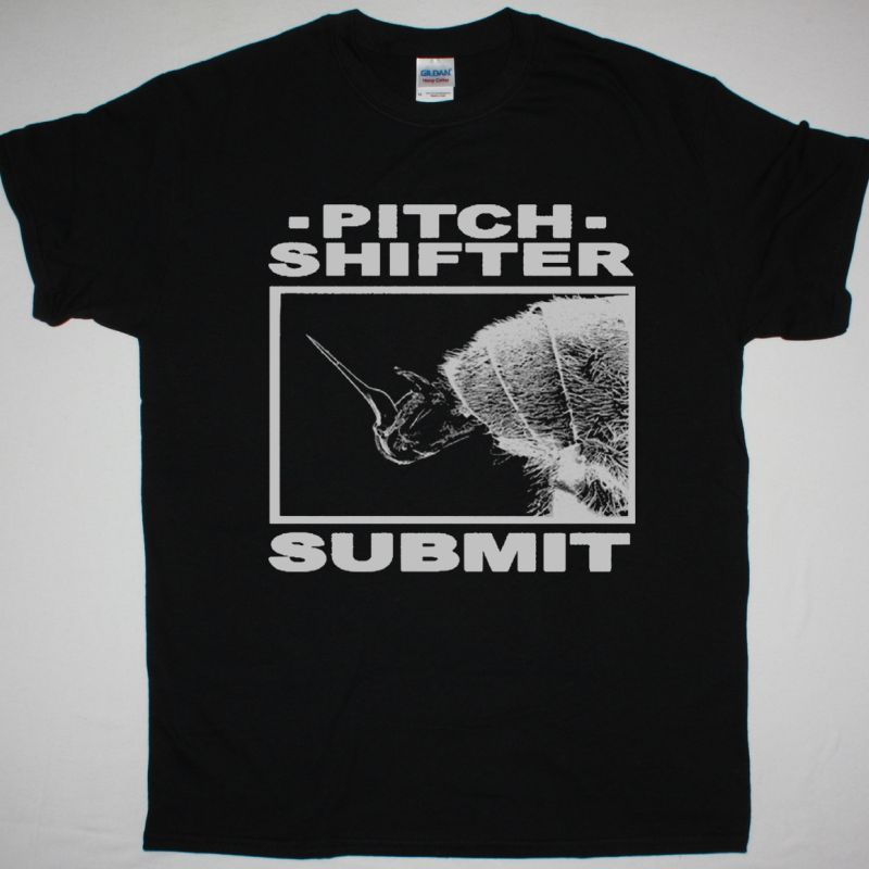 PITCHSHIFTER SUBMIT NEW BLACK T SHIRT