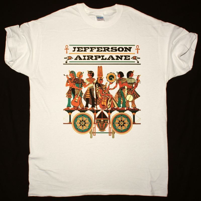 JEFFERSON AIRPLANE LIVE AT FILLMORE EAST NEW NATURAL T-SHIRT