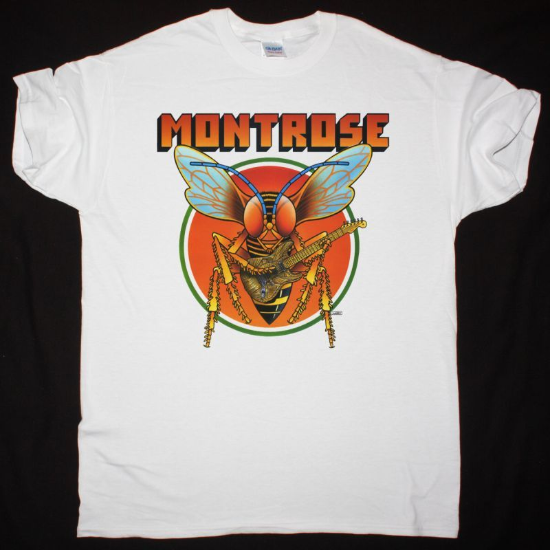 MONTROSE VERY BEST NEW WHITE T-SHIRT