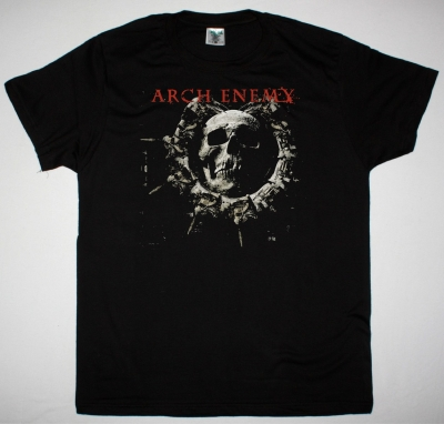 ARCH ENEMY DOOMSDAY MACHINE NEW BLACK T-SHIRT