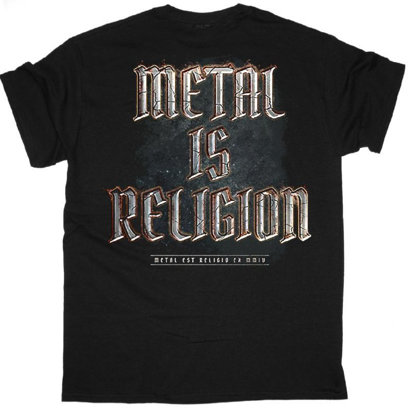 POWERWOLF BEST OF THE BLESSED NEW BLACK T-SHIRT