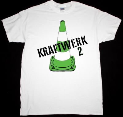 KRAFTWERK-2 1972 NEW WHITE T-SHIRT