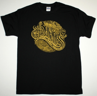 BARONESS LOGO NEW BLACK T-SHIRT