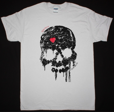 THE DEAD DAISIES REVOLUCION SKULL NEW ICE GREY T-SHIRT