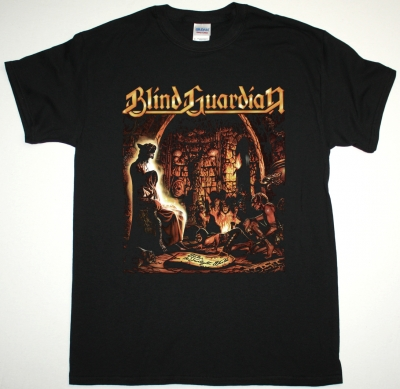 BLIND GUARDIAN TALES FROM THE TWILIGHT WORLD NEW BLACK T-SHIRT