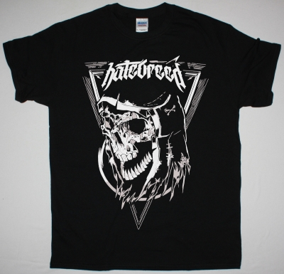 HATEBREED SINNER NEW BLACK T SHIRT
