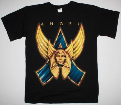 ANGEL ANGEL 75 NEW BLACK T-SHIRT
