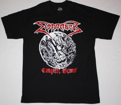 DISMEMBER COMPLETE DEMOS NEW BLACK T-SHIRT
