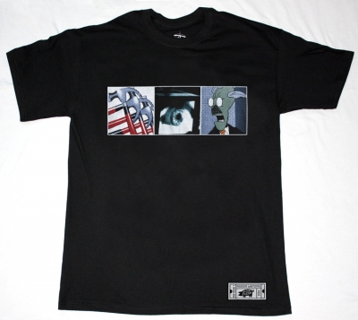 ROGER WATERS IN THE FLESH NEW BLACK T-SHIRT