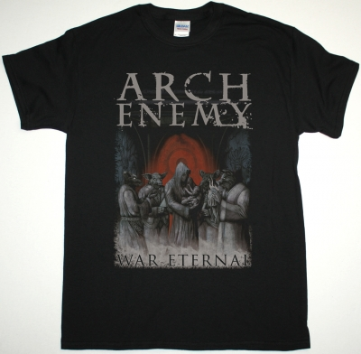 ARCH ENEMY WAR ETERNAL NEW BLACK T SHIRT