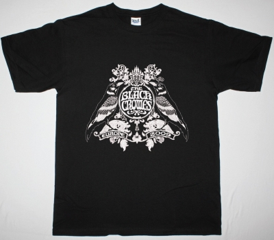 THE BLACK CROWES LIVE AT EUROPE NEW BLACK T-SHIRT
