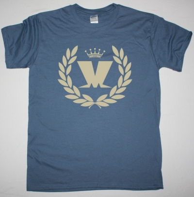 MADNESS LAUREL INDIGO BLUE T SHIRT