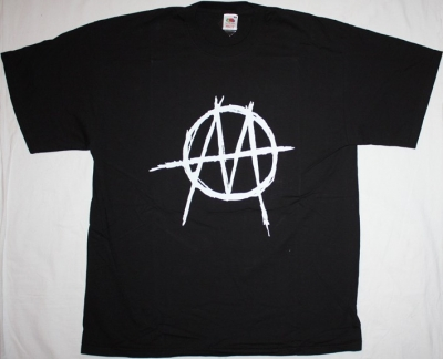 MINISTRY DOUBLE THE ANARCHY DOUBLE THE FUN NEW BLACK T-SHIRT
