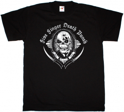 FIVE FINGER DEATH PUNCH GET CUT NEW BLACK T-SHIRT