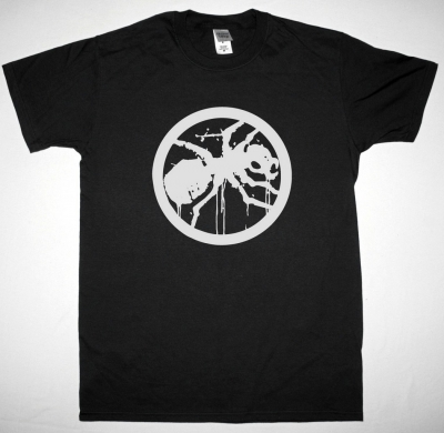 THE PRODIGY ANT LOGO NEW BLACK T SHIRT