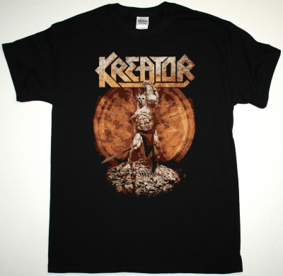 KREATOR SON OF EVIL NEW BLACK T-SHIRT