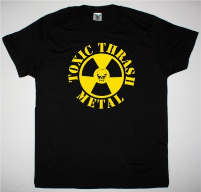 TOXIC HOLOCAUST TOXIC THRASH METAL NEW BLACK T SHIRT