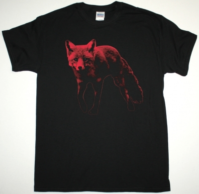 THE PRODIGY FOX / THE DAY IS MY ENEMY 2015 NEW BLACK T-SHIRT