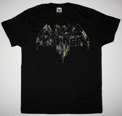 LIZZY BORDEN BAT NEW BLACK T SHIRT