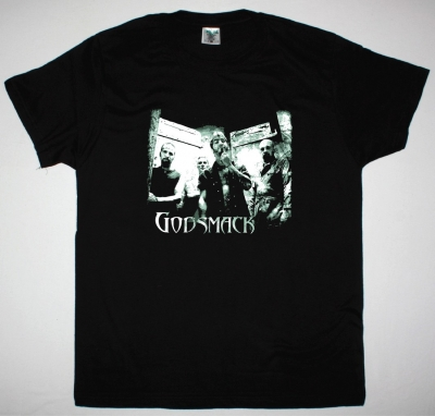 GODSMACK AWAKE NEW BLACK T-SHIRT