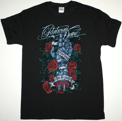PARKWAY DRIVE MOTHER MERCY TAKE MY HAND NEW BLACK T-SHIRT