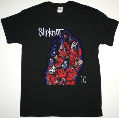 SLIPKNOT SIC NEW BLACK T-SHIRT