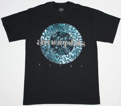 AMORPHIS ELEGY 1996 NEW BLACK T-SHIRT
