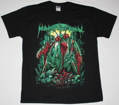 HEAVEN SHALL BURN MANTIS NEW BLACK T-SHIRT